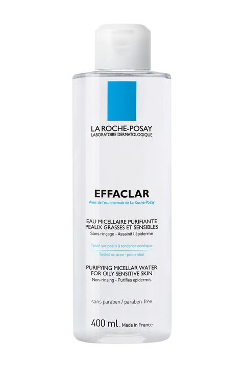 """<p>La Roche-Posay's micellar water is an ideal starting point for a sensitive-skin regime. It gently cleanses and eliminates impurities, leaving your face feeling clean and fresh.</p><p><em><a href=""""http://rstyle.me/~81QN1"""" target=""""_blank"""">La Roche-Posay Effaclar Purifying Micellar Water</a>, £12</em></p>"""