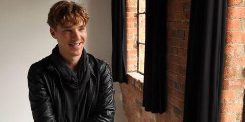 Benedict Cumberbatch video interview | My Cultural Life