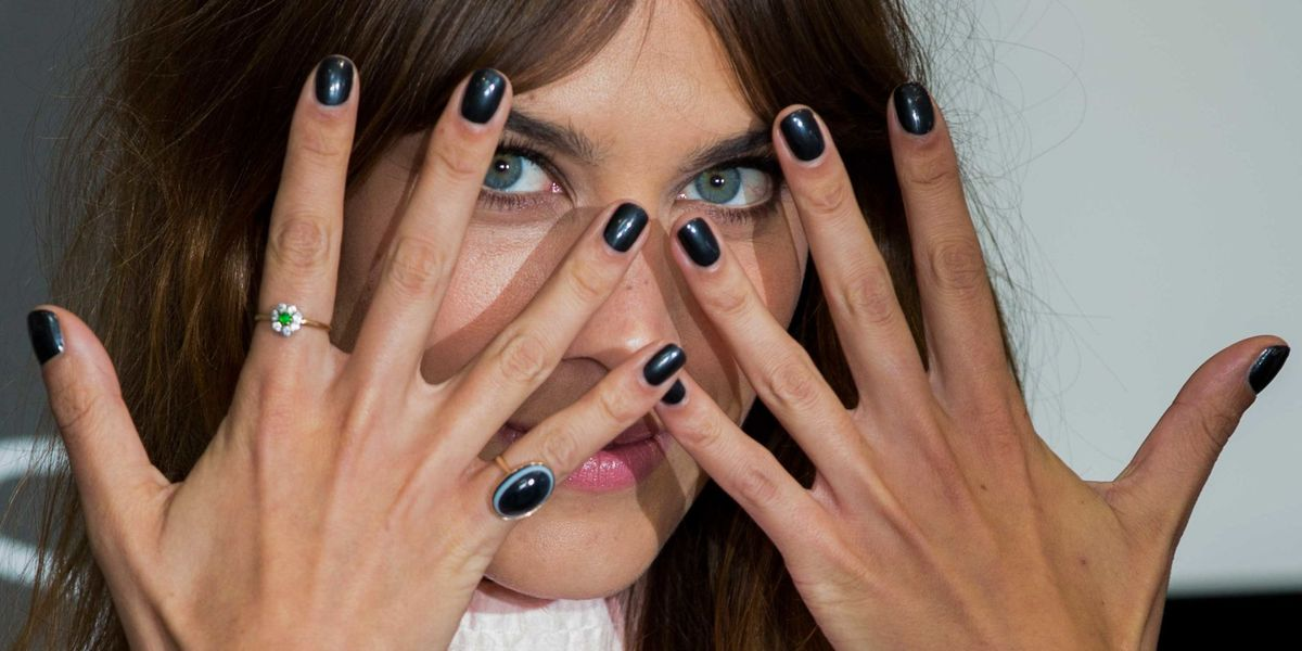 The nail shapes dictionary: All the need-to-know styles, from 'squoval' to 'stiletto'