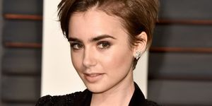 Lily Collins | What is micro=blading?