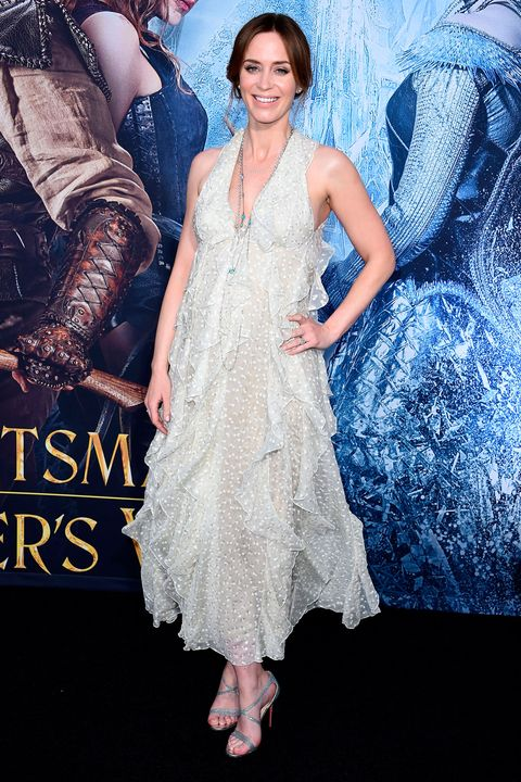 Emily Blunt style, Emily Blunt fashion, Emily Blunt red carpet, Emily Blunt maternity style
