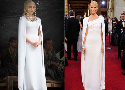 Game of Thrones fashion : Danaerys