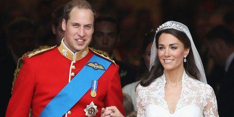 Royal Wedding of the Duke and Duchess of Cambridge