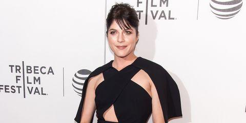 Selma Blair at the Tribeca Film Festival