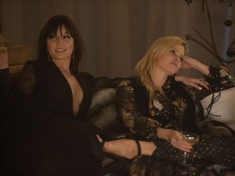 Absolutely Fabulous: The movie, cameos in Absolutely Fabulous, Ab Fab, Ab Fab the film