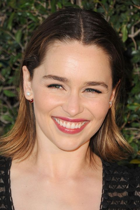 Emilia Clarke Every Single Hairstyle The Celebrity Has Had