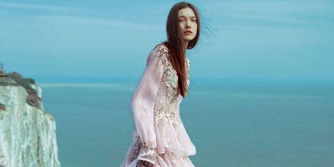 Leith Clark Harper's Bazaar June 2016 fashion