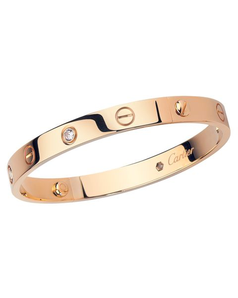 best classic iconic pieces of jewellery to wear forever  cartier love bangle