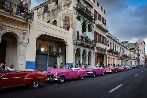 Chanel in Cuba - Cruise 2017 show in Havana