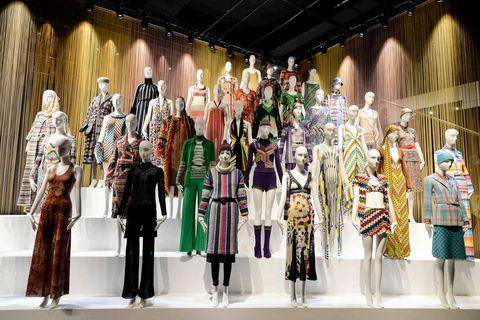 The missoni art colour exhibition