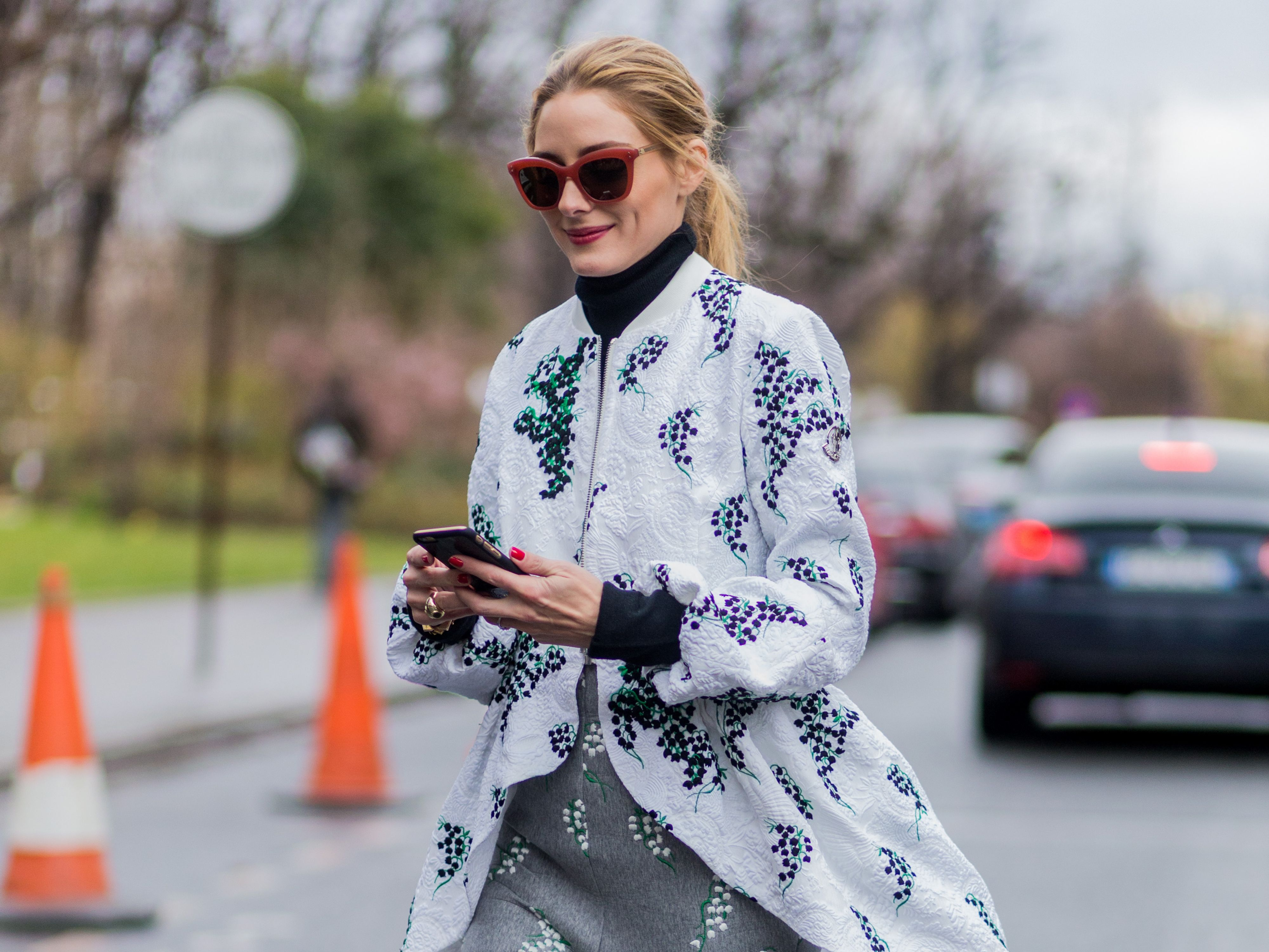 01154f3fbf Olivia Palermo s tips for packing light and dressing for any ocassion