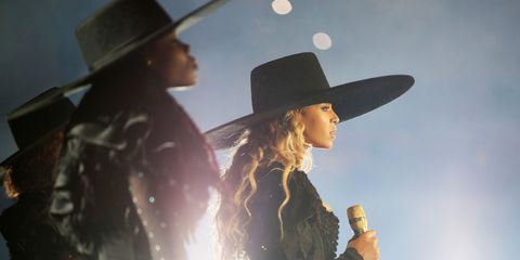 Beyonce on her 'Formation' world tour