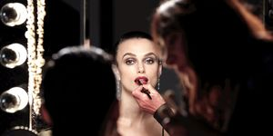 Keira Knightley for Chanel's Beauty Talks