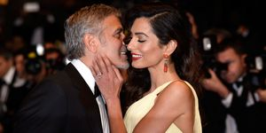 Celebrity engagements | George and Amal Clooney