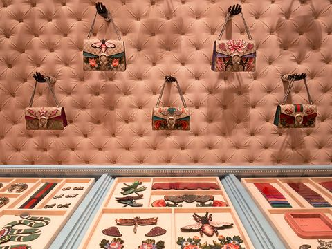 935274c02359 Gucci launches a personalisation service