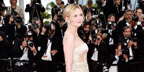Kirsten Dunst at the Cannes Film Festival Closing Ceremony