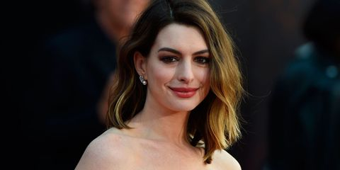 Anne Hathaway on being a mother