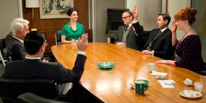 Mad Men film still