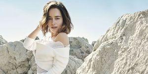 Emilia Clarke July Bazaar