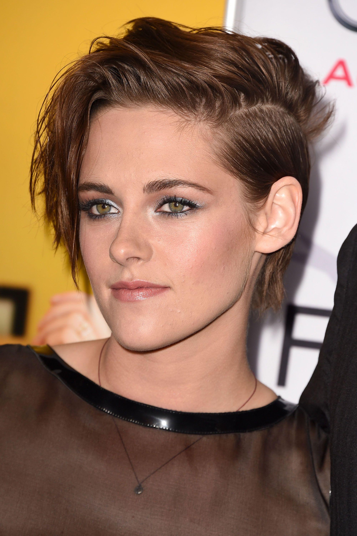 Every hairstyle Kristen Stewart has ever had