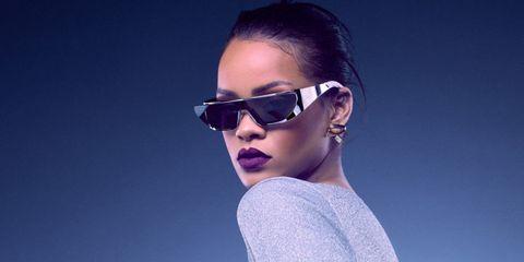 Rihanna for Dior
