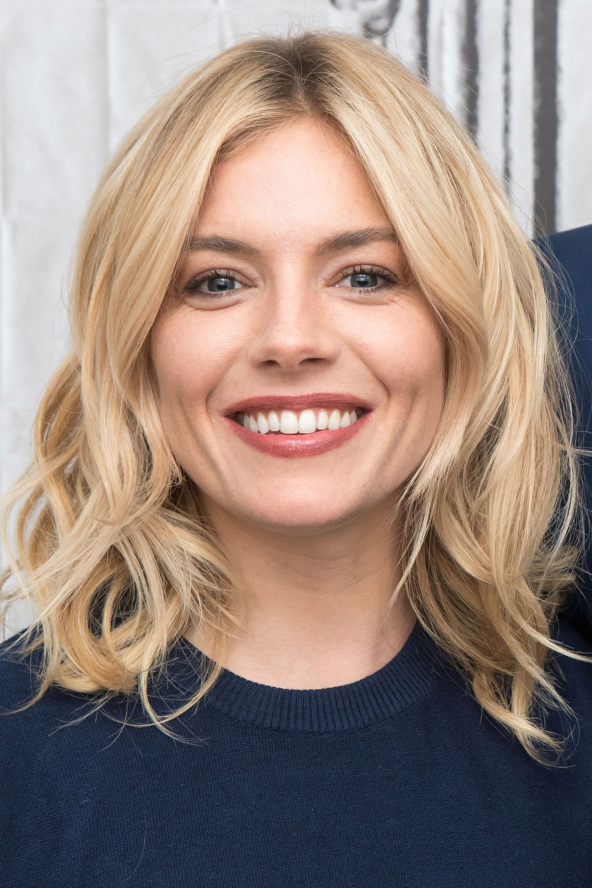 every single hairstyle sienna miller has ever had