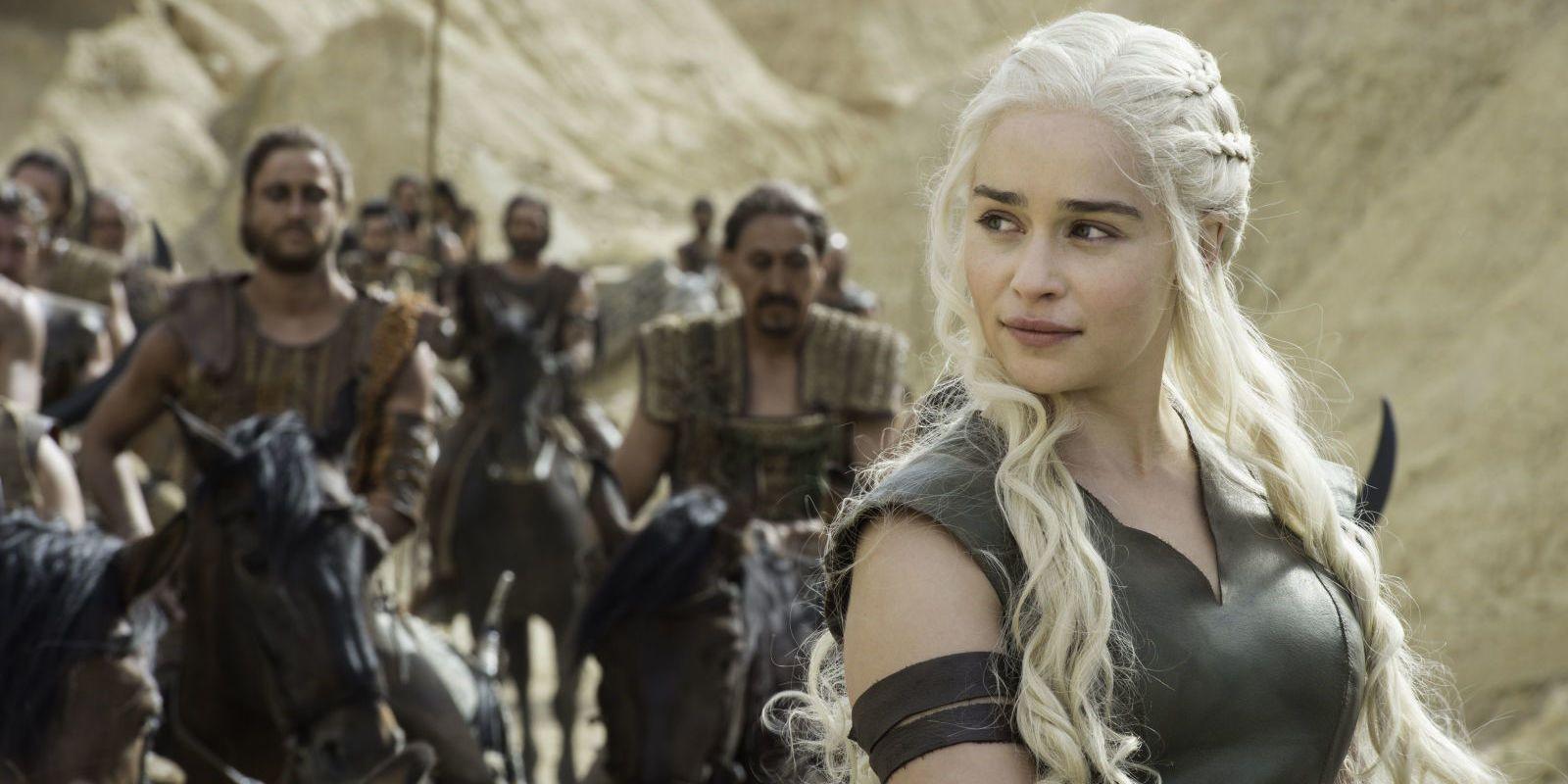 """Emilia Clarke found Game of Thrones nude scenes """"terrifying"""""""