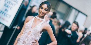 Jourdan Dunn at the 2016 CFDA Fashion Awards