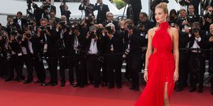 Rosie Huntington-Whiteley in Cannes