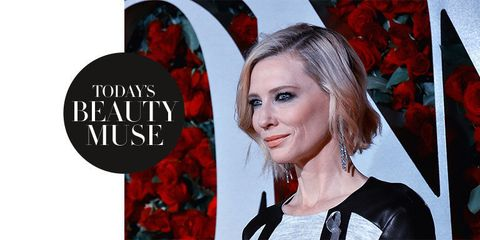 Cate Blanchett Beauty Muse Cover