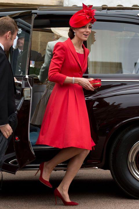 Duchess of Cambridge, Queen's birthday celebrations