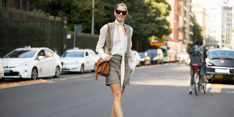 How to wear shorts like a grown-up