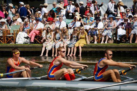 Henley Regatta Tickets >> A Guide To Henley Royal Regatta What To Wear Henley On Thames