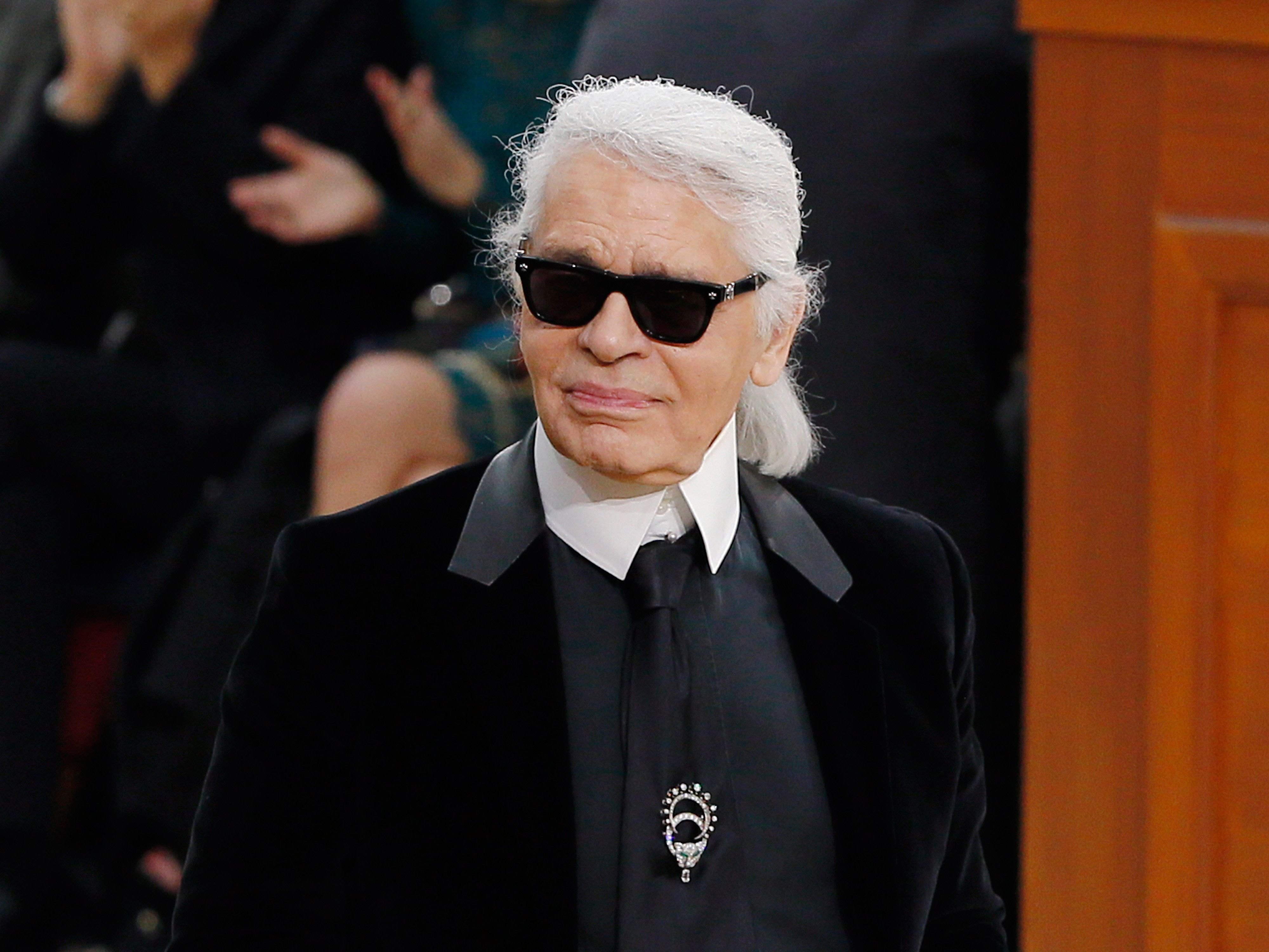 Why Karl Lagerfeld Refuses to Go to a New Exhibit of His Work Why Karl Lagerfeld Refuses to Go to a New Exhibit of His Work new images