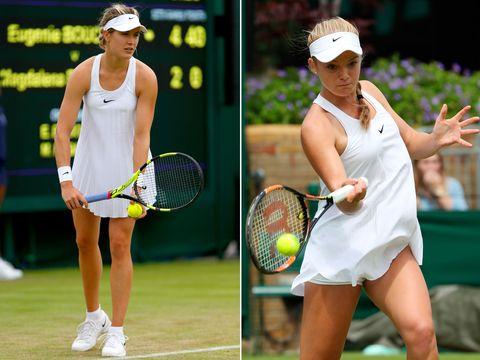 canal Mirilla Célula somatica  Nike's Wimbledon dress draws criticism from players