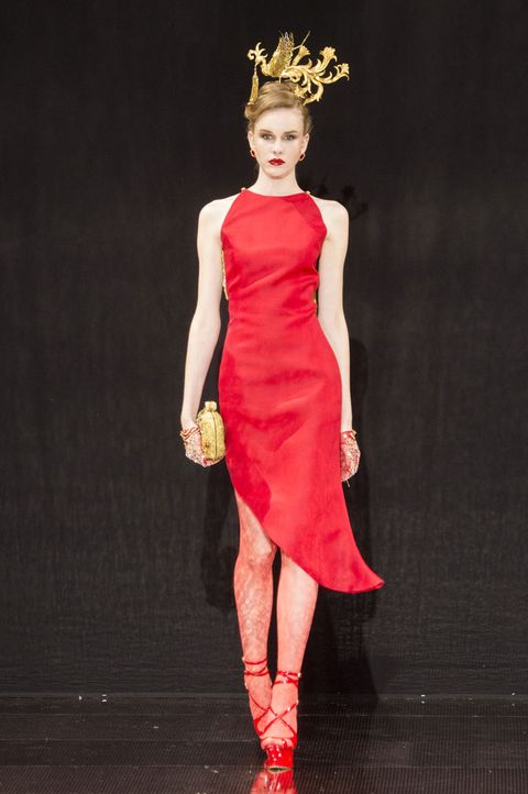 Guo Pei couture autumn/winter 2016