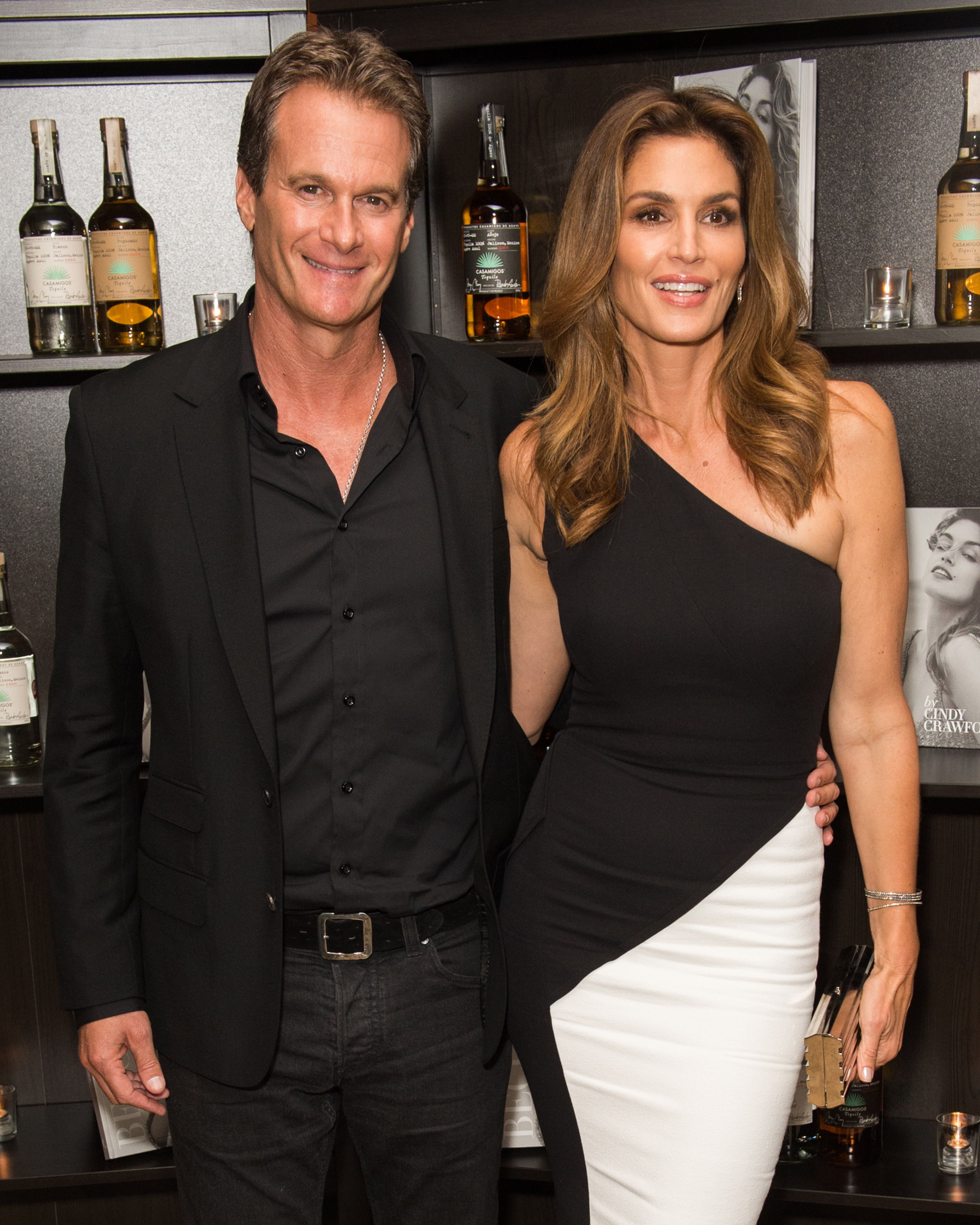 Cindy Crawford on why she wore a short wedding dress