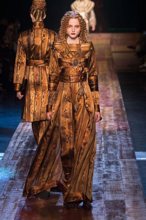 Jean Paul Gaultier couture autumn/winter 2016