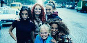 The Spice Girls style, Spice Girls fashion, Spice Girls best looks