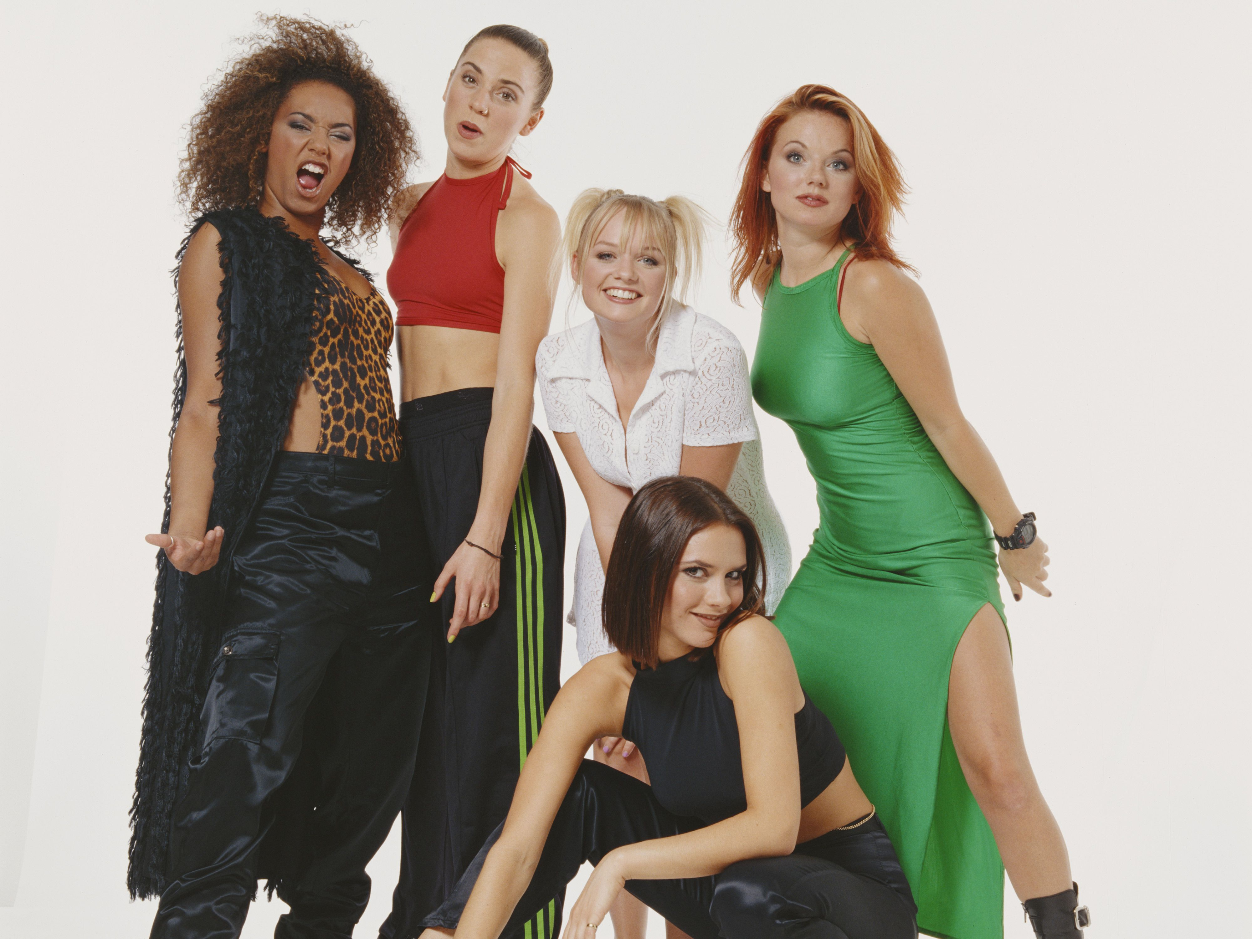 Inspiration: Fashion the spice girls forecast to wear for everyday in 2019