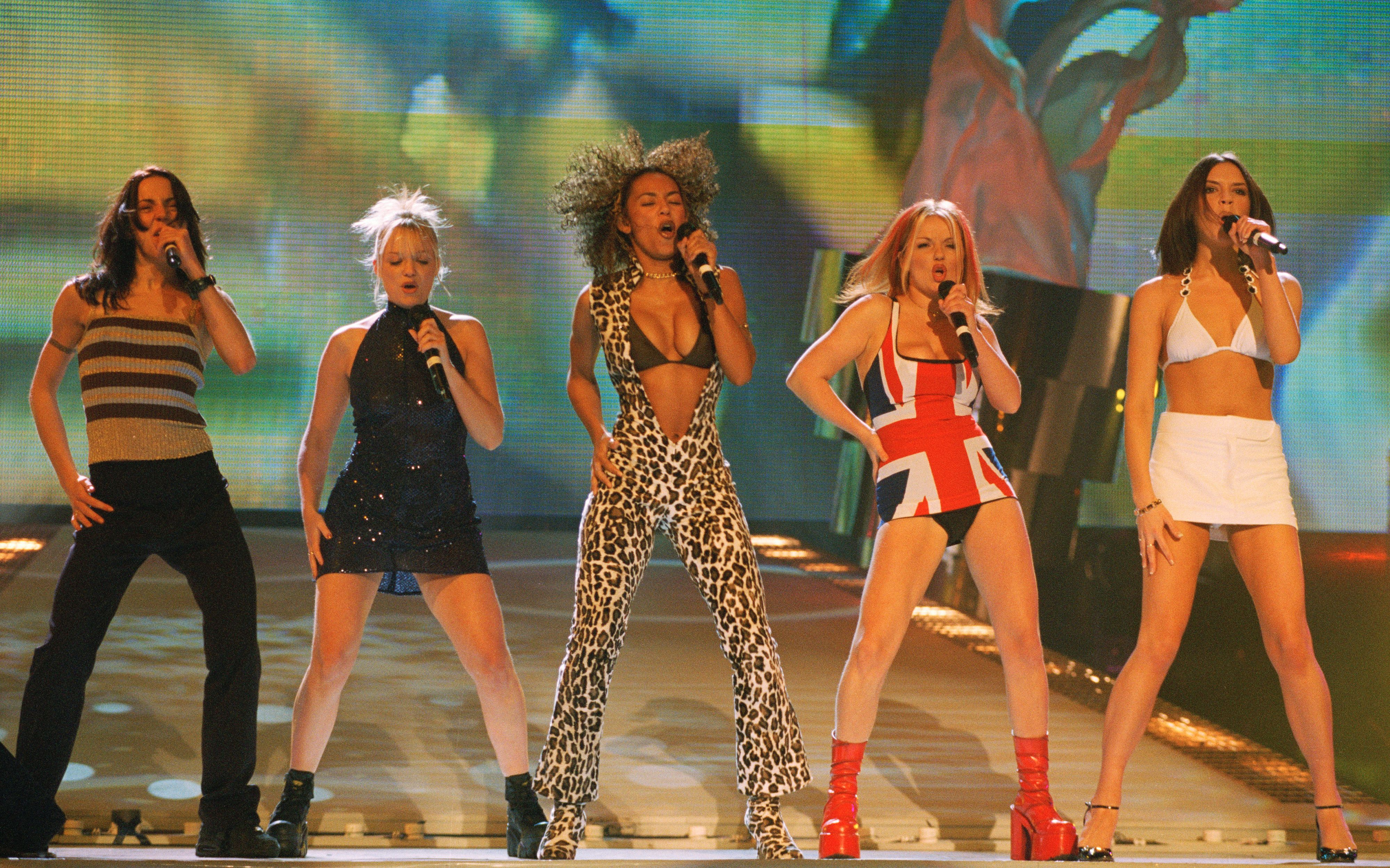 Buy Inspiration: Fashion the spice girls pictures trends