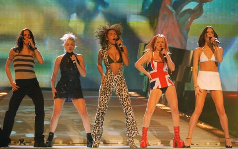 The Spice Girls style, Spice Girls fashion, Spice Girls best looks