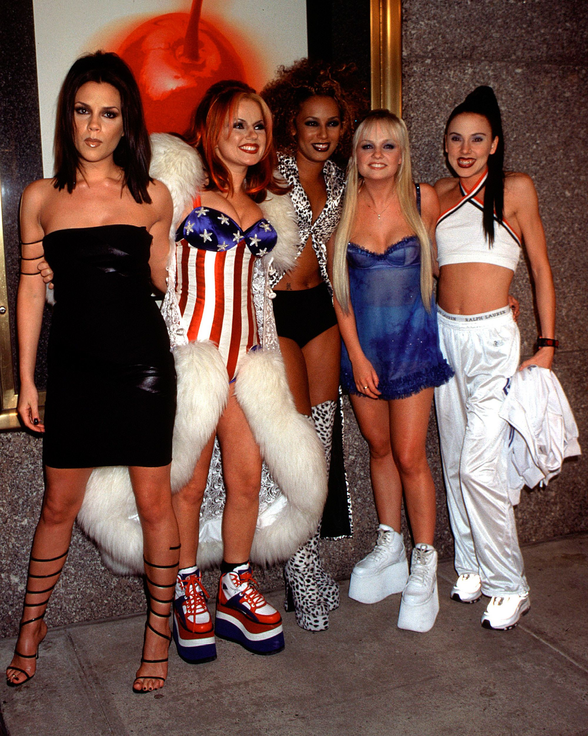 the spice girls style a retrospective