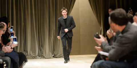 Christopher Bailey steps down as Burberry CEO