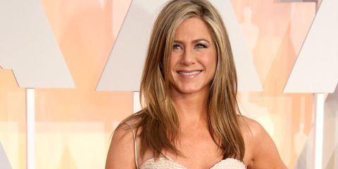 Jennifer Aniston pregnancy blog