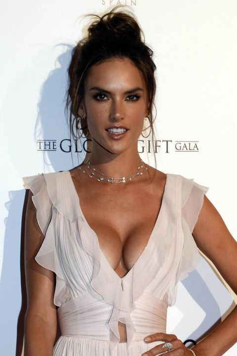 Alessandra Ambrosio at the Global Gift Gala