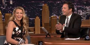 Blake Lively on The Tonight Show
