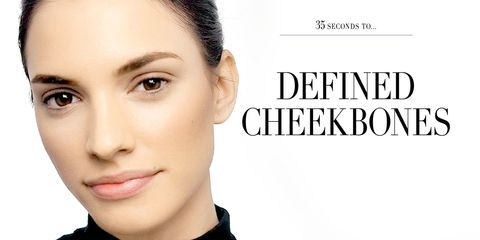 How to get defined cheekbones | Contouring tips