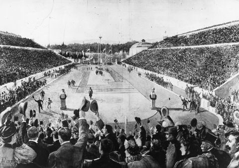 <p>During the inaugural Olympic marathon, Spyridon Belokas cheated by taking a carriage ride for a good chunk of the race. Yet somehow, even with that extra boost, he only managed to cross the finish line in third place...?</p>