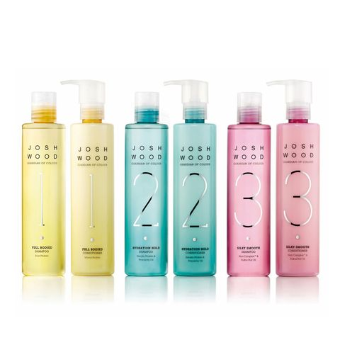 Hair care ranges created by the experts
